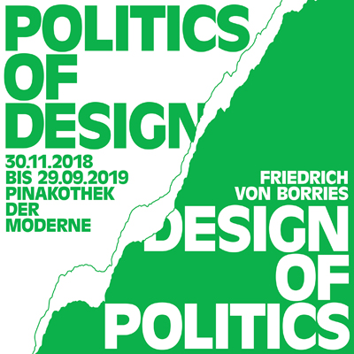 Friedrich von Borries. Politics of Design. Design of Politics.